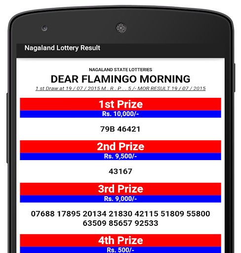 Download Nagaland Lottery Results for PC