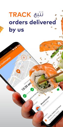 Talabat: Food Delivery 5.5.8 screenshots 7