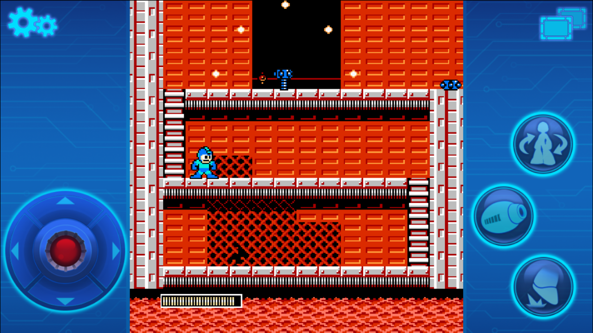 MEGA MAN MOBILE- screenshot