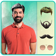 Man T-Shirt Photo Suit Editor icon
