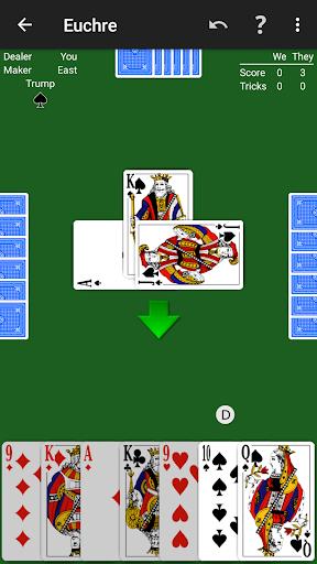 Euchre by NeuralPlay 2.41 screenshots 6