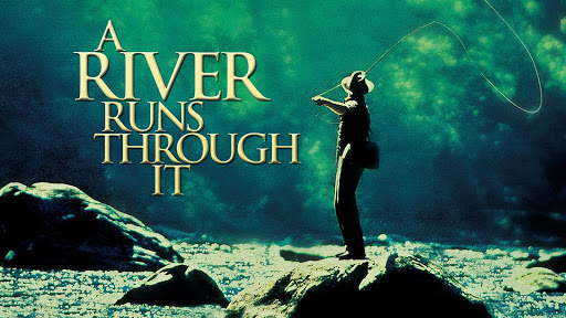 A River Runs Through It 58 Movie Clip Ill Never Leave Montana