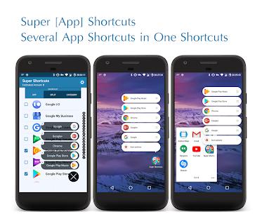 Super Shortcuts ᴾᴿᴼ v5.000.000.132_PRO [Patched] APK 1