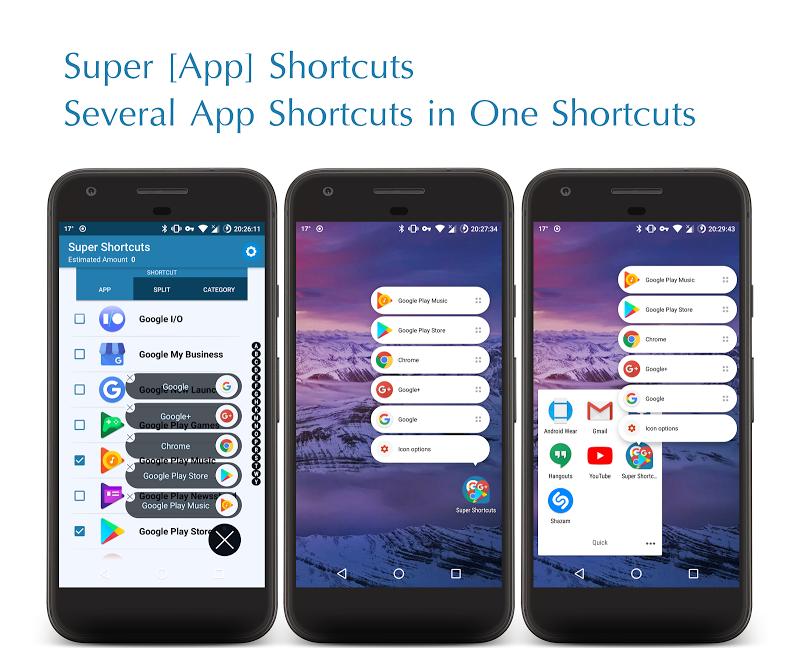Super Shortcuts ᴾᴿᴼ Screenshot 0