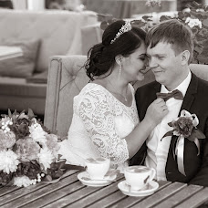 Wedding photographer Irina Kurova (RINA14). Photo of 10.10.2017