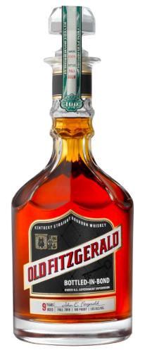Logo for Old Fitzgerald 9 Yr Bib