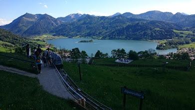 Photo: lake schliersee from the schliersbergalm ~ http://jarogruber.blogspot.de/2016/05/schliersee.html