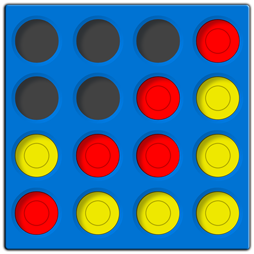 4 in a line - connect 4 kids (game)