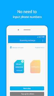 Recharge King - Top up tool, Recharge phone - náhled