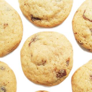 Almond Butter Stuffed Chocolate Chip Cookies Recipe