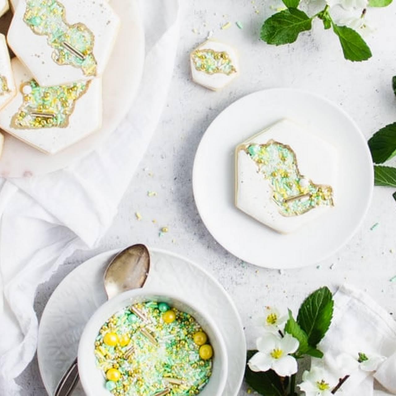Fault Line Cookies