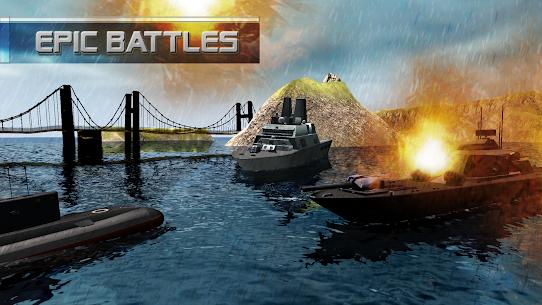 Submarine Simulator : Naval Warfare MOD (Unlimited Money) 3