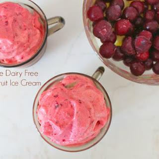 5 Minute Dairy Free Ice Cream