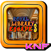Can You Escape Royal Library 3