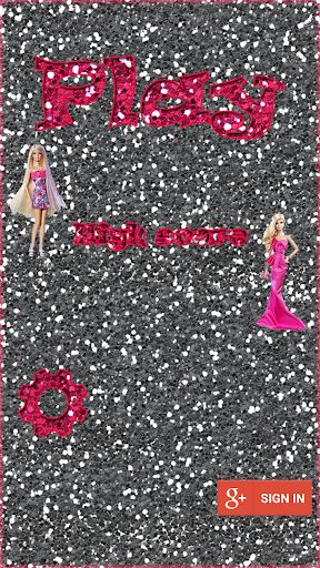 Miss Barbie Puzzle