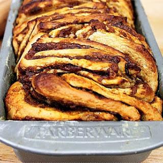 : Pumpkin Brown Sugar Pull Apart Bread