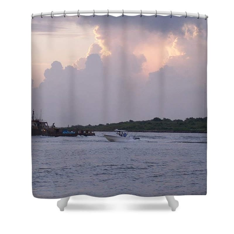 Gone Fishin Shower Curtains are available for purchase along with other products as well!