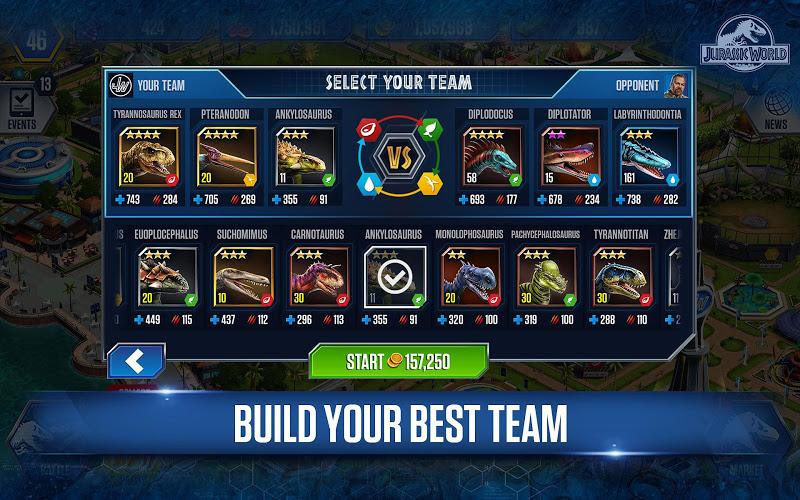 Jurassic World™: The Game Screenshot 2