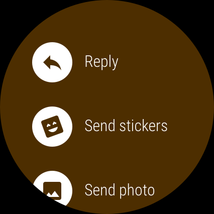 Telegram screenshots