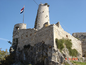Photo: Kliška tvrđava