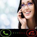 fake call and text free icon