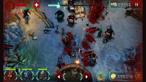 Zombie World War apkpoly screenshots 5