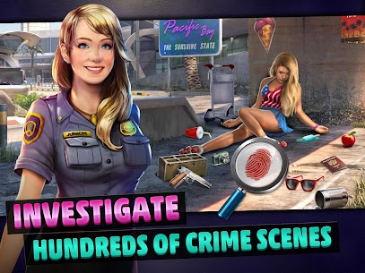Criminal Case: Pacific Bay Apk MOD (Unlimited Coins) 7