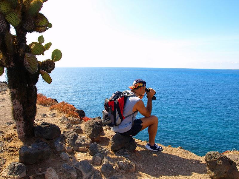 Photo: Galapagos tourism