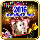 Happy New Year Frames New