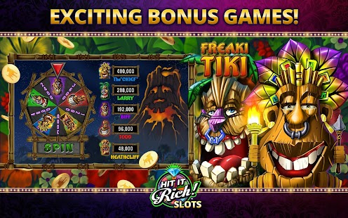Hit it Rich! Free Casino Slots Screenshot