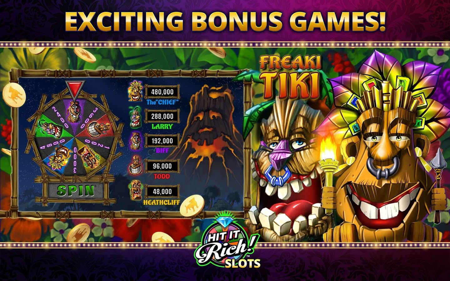 Hit it rich casino slots bonus collector