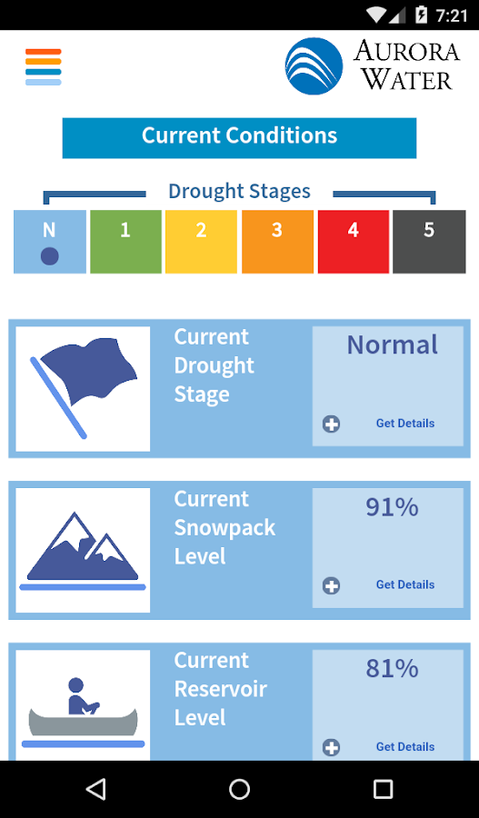 H2O Tracker- screenshot