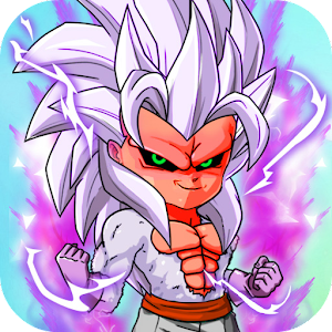 Download SSJ-5 Saiyan Warrior Dress Up 1 4 for Android – Android