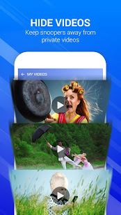 Photo & video Vault for PC-Windows 7,8,10 and Mac apk screenshot 3