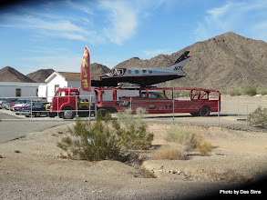 Photo: (Year 3) Day 40 - As We Came in to Quartzsite