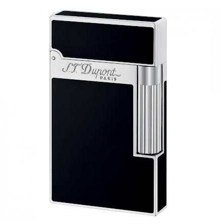 S.T.Dupont Line 2 Palladium Black Lacquer