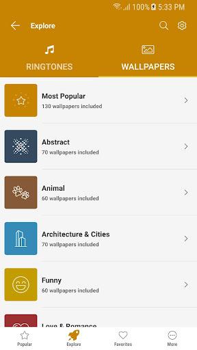 Free Ringtones for Androidu2122  screenshots 18
