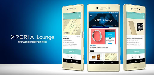 Xperia Lounge (entertainment) for PC