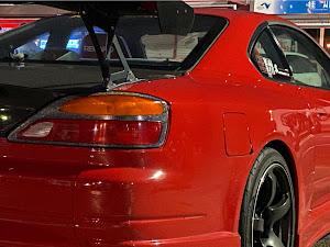 シルビア S15 S15SPEC Sのカスタム事例画像 某紅苺さんの2019年10月19日23:58の投稿