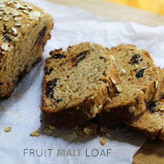 Fruit Malt Bread- #TwelveLoaves