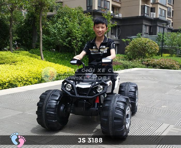 Xe mô tô điện địa hình khủng JS-3188 1