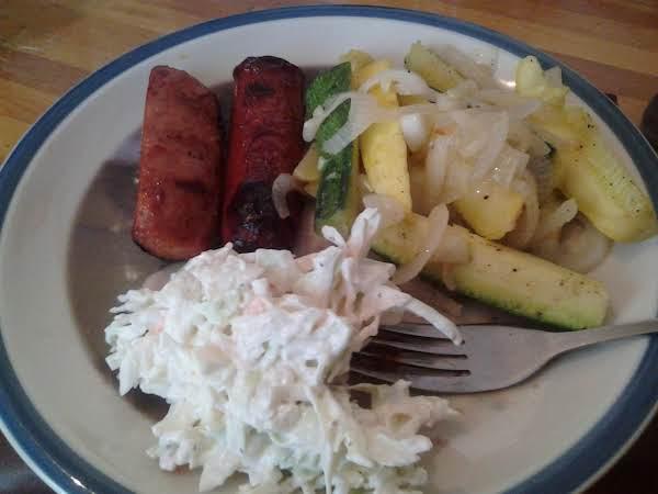 Zesty Squash And Zucchini Stir Fry Recipe