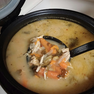 Brini's Chicken Soup