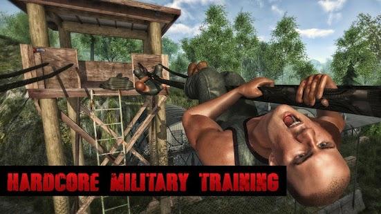 Rus Ordusu Hayatta Kalma Eğitimi Ekran Görüntüsü