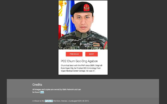 The Fallen 44 | Philippines