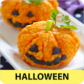 Halloween recipes for free app offline with photo