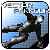 Vector Parkour icon
