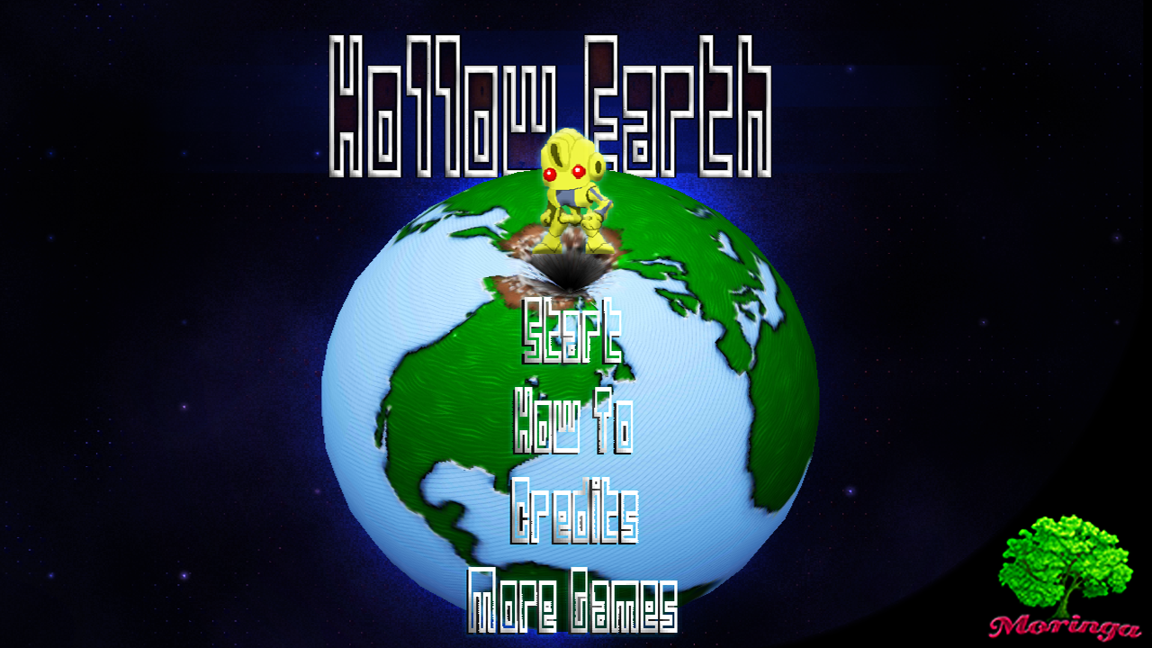 Hollow Earth- screenshot