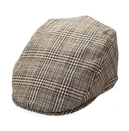 BB Classic Wool Flat Cap
