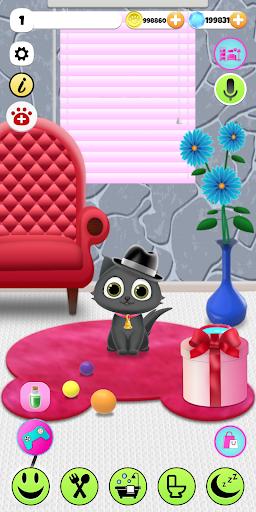 PawPaw Cat | My talking pet cat friends ss1